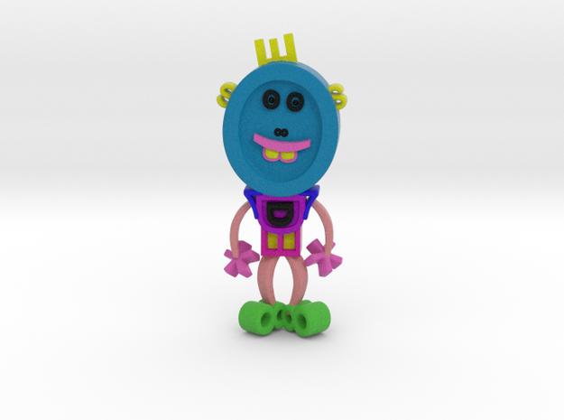 TYPE BOY1 in Full Color Sandstone