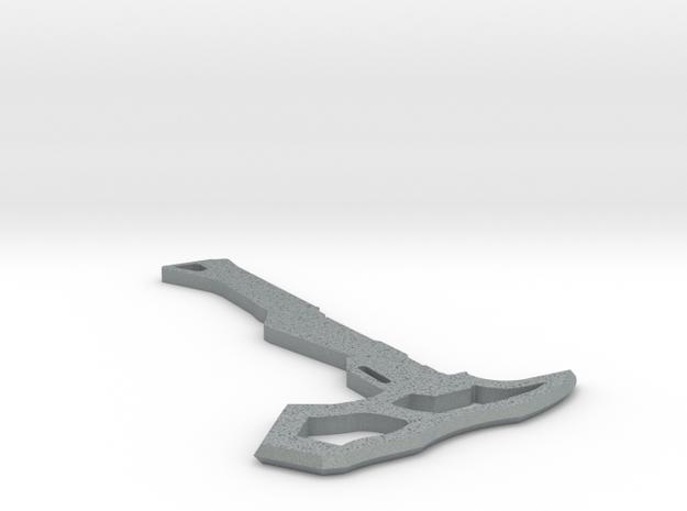 black ops 2 combat axe in Polished Metallic Plastic