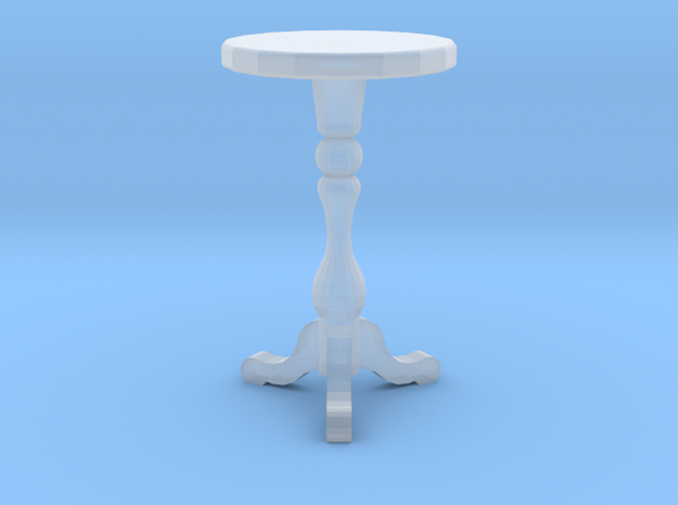 """1:48 18"""" Round Table 3d printed"""