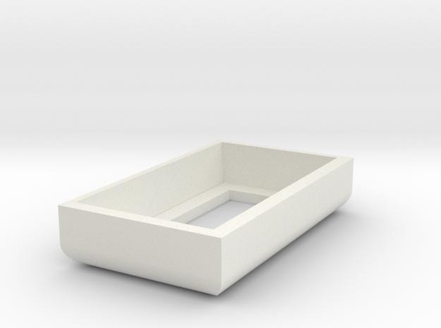 E27eug5r3c37fgiqfha34d48b4 46547106.stl in White Natural Versatile Plastic