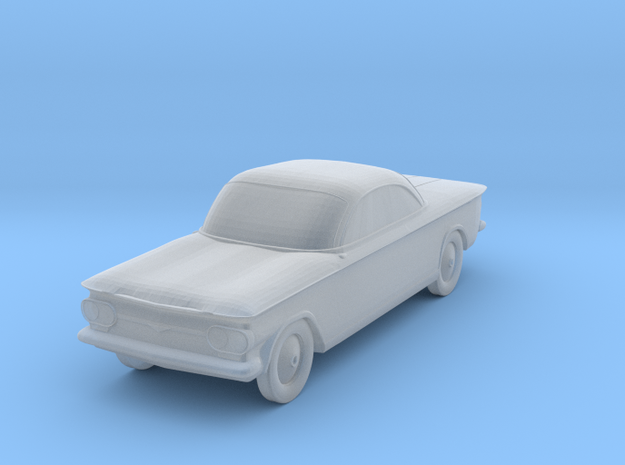 1963 Corvair - HOscale in Smooth Fine Detail Plastic