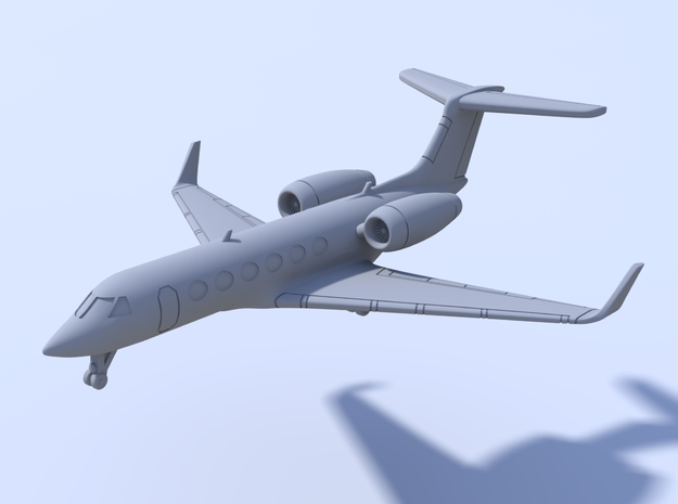 1:200 - Gulfstream G450 (L) in Frosted Ultra Detail