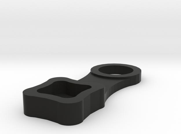 GoPro Wrench in Black Natural Versatile Plastic
