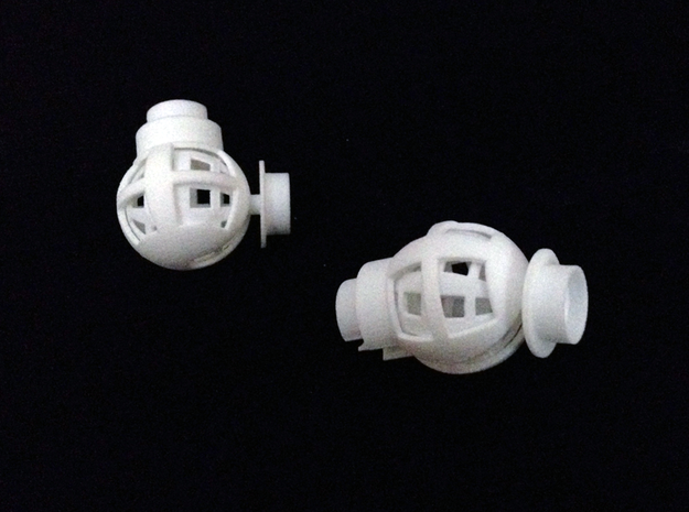 Elbow Joint for 1/2 Inch PVC Pipe in White Strong & Flexible