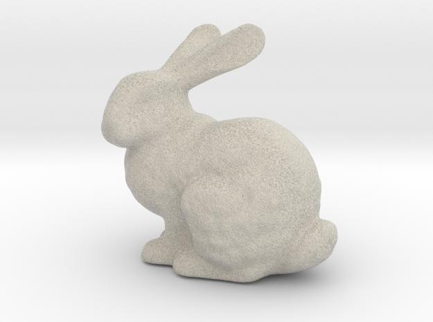 Bunny in Sandstone