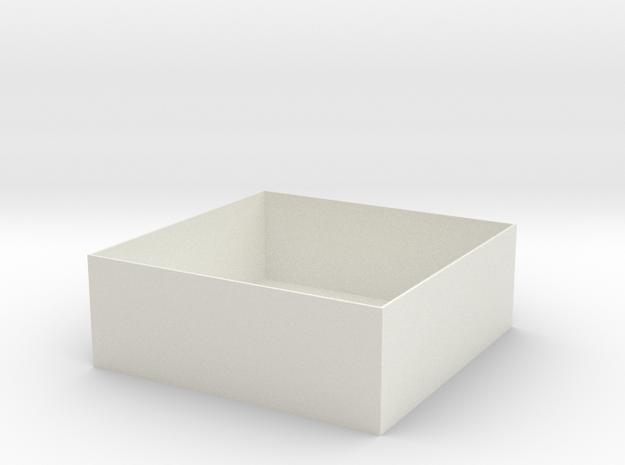 Nesshlgjq478b2mfn7m61qv166 46742751.stl in White Natural Versatile Plastic