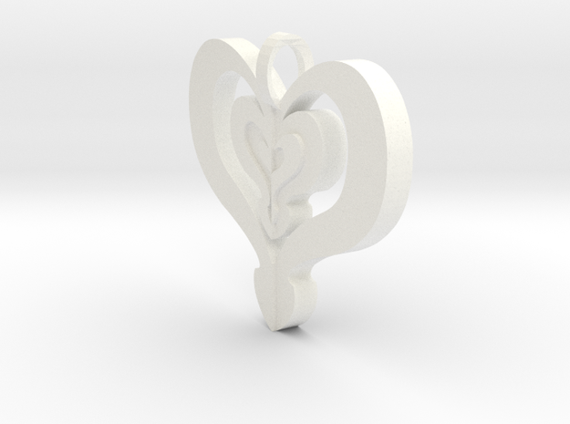 Heart  3d printed