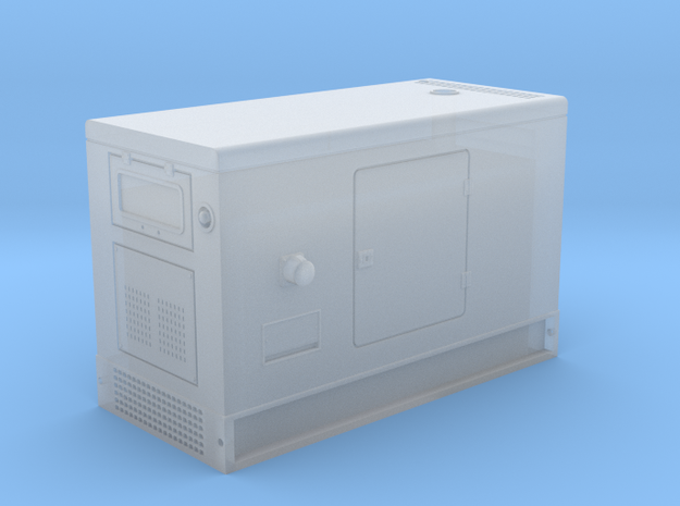 1:87 Stromerzeuger  SE 3_12kW in Frosted Ultra Detail