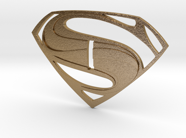 Man of Steel BluRay replacement base 3d printed