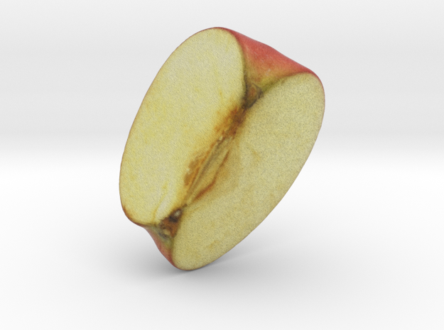 The Apple-2-Quarter in Full Color Sandstone
