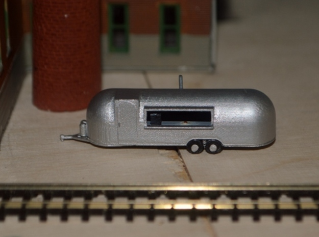 N-Scale Roach Coach (Revised)