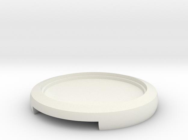 Prova Cassa in White Natural Versatile Plastic