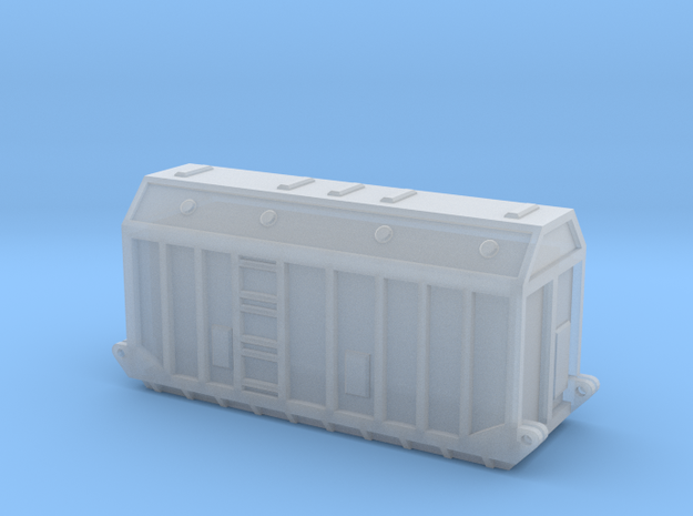 Z Gauge 1:220 Generator Trafo groß  in Smooth Fine Detail Plastic