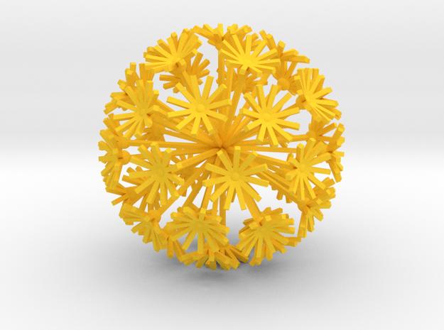 Small Dandelion 3d printed
