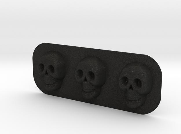 Mini Sugar Skull Mold x 3