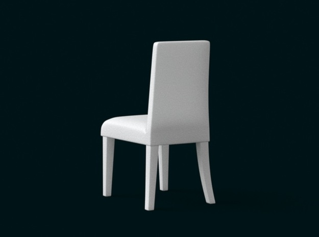 1:39 Scale Model - Chair 03 3d printed