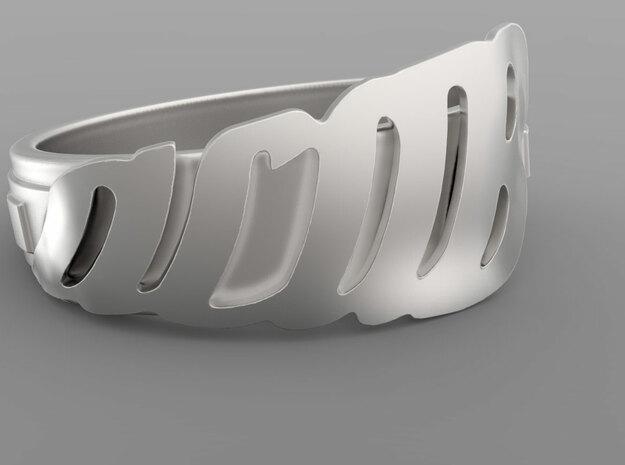 RING ACAB  3d printed
