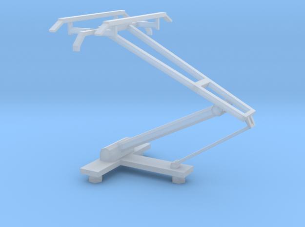 HO scale LRV pantograph