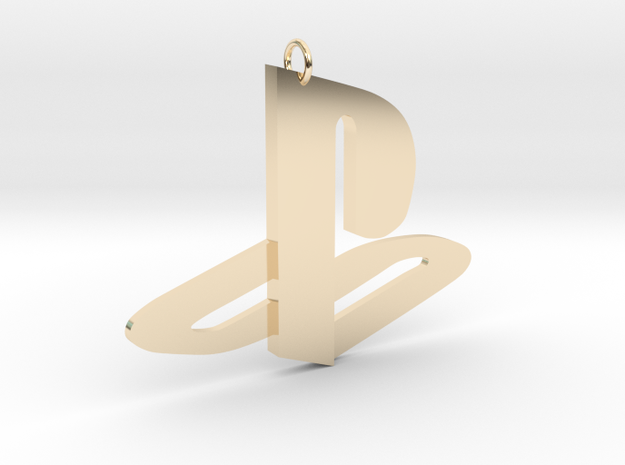 Playstation Logo Pendant