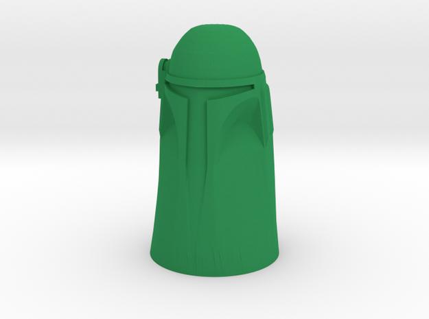 SW Bounty Hunter Pawn in Green Processed Versatile Plastic