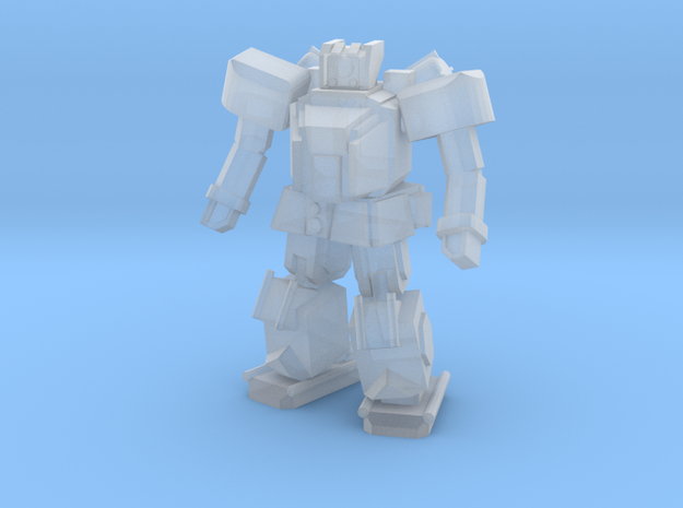 BLITZ MINI! Robot in Frosted Ultra Detail