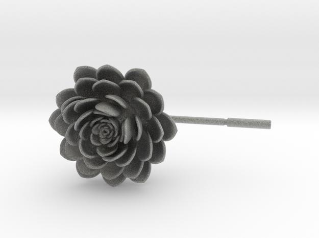 Succulent Lapel Flower
