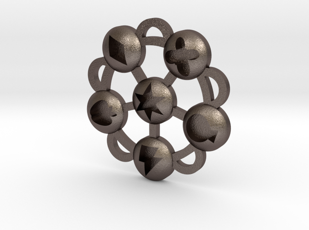 Elements Of Harmony Medallion