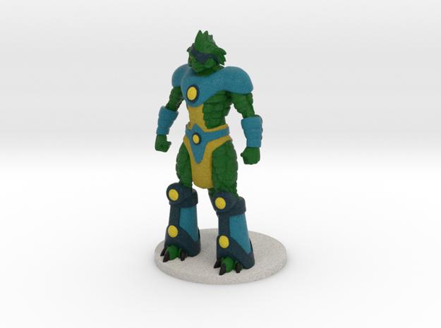Slizardo homage Komodo 3inch Transformers Mini Fig 3d printed