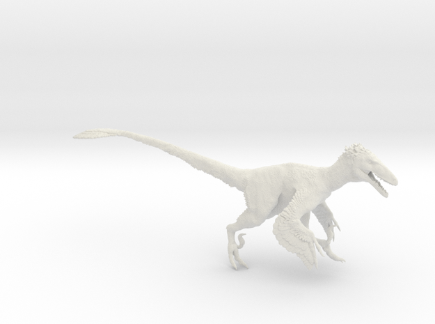 Deinonychus antirrhopus 1:15 scale model