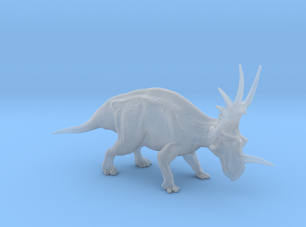 Styracosaurus 1:40 scale model