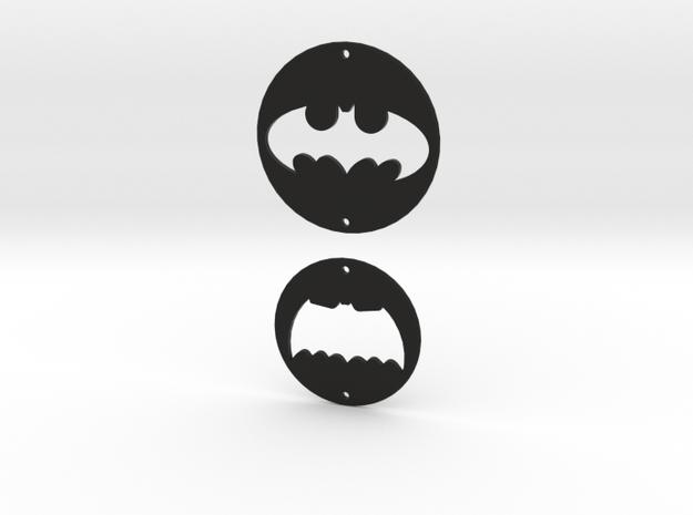Batman Logo Charms 2