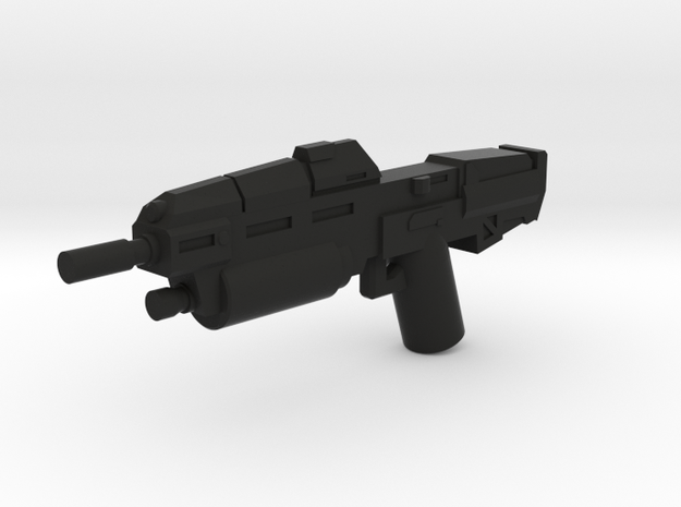 Anti Infantry Rifle 3d printed