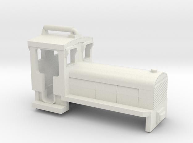 B-1-160-schneider-1a in White Natural Versatile Plastic