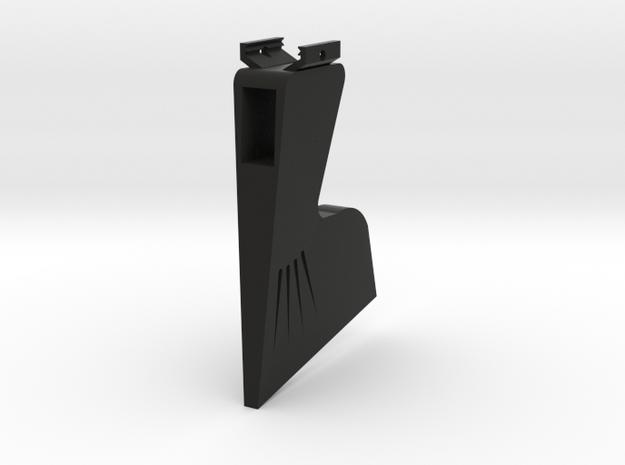 Tomahawk Bayonet in Black Natural Versatile Plastic