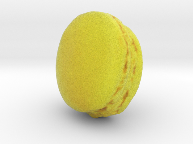 The Yuzu Macaron in Full Color Sandstone