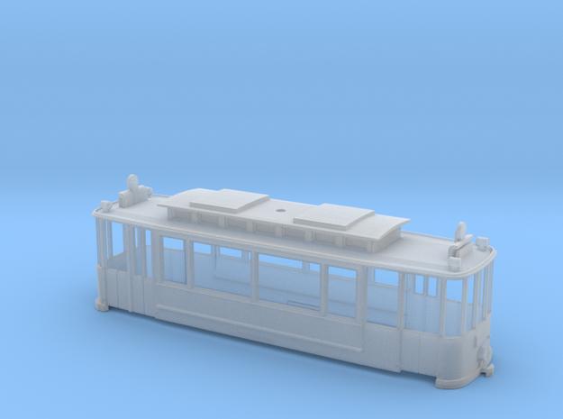 Karosserie Tw 101-240 3d printed