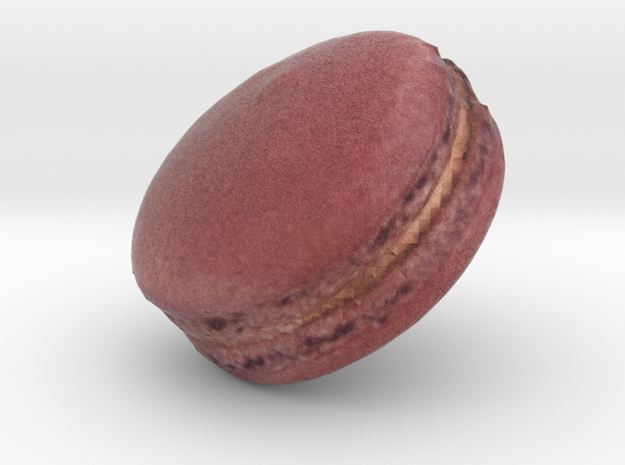 The Cassis Macaron in Full Color Sandstone