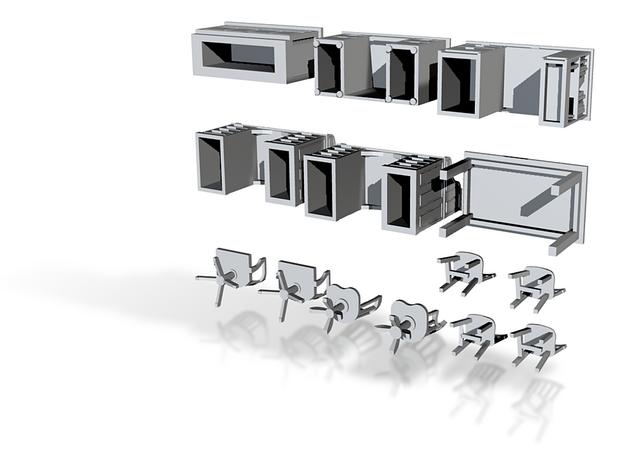 Furniture Stuff 2 3d printed