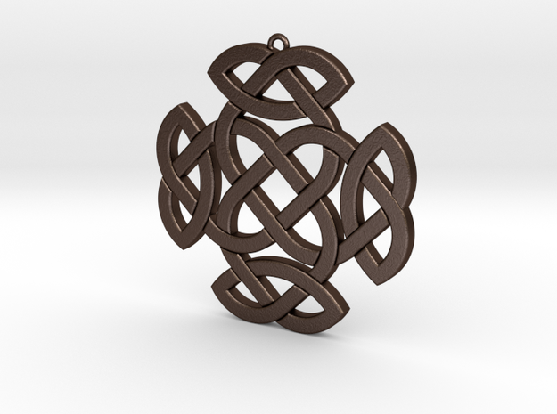 Celtic Knot 2 3d printed