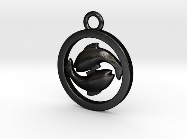 Pisces 3d printed