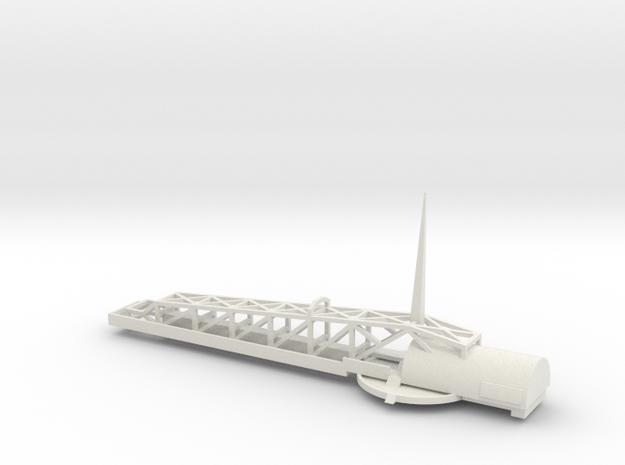 1/400 NASA LUT Crane (Launch Umbilical Tower)