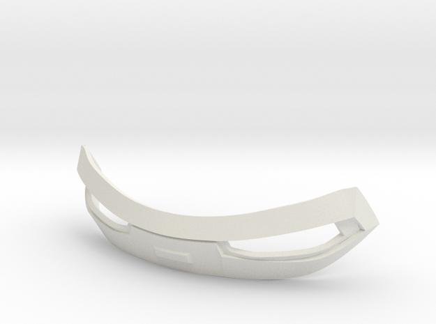 Iron Man mk III - Eye Frames in White Strong & Flexible