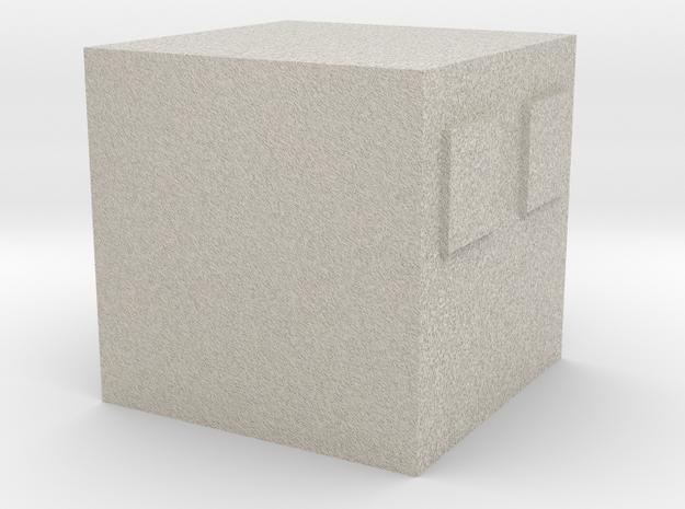 Minecraft Magmacube Medium in Sandstone