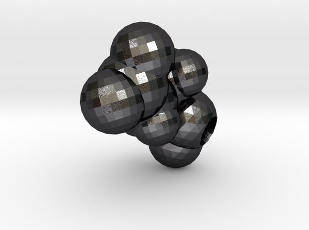 E is Glutamic Acid 3d printed
