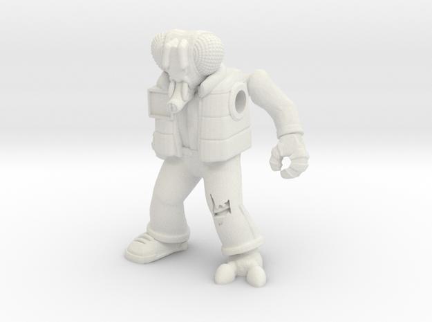 Muty McFly Parody Figure