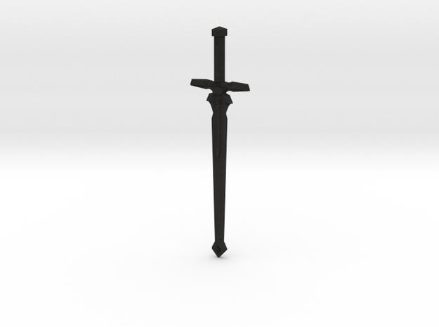 Kirito's Dark Repulser Sword 3d printed