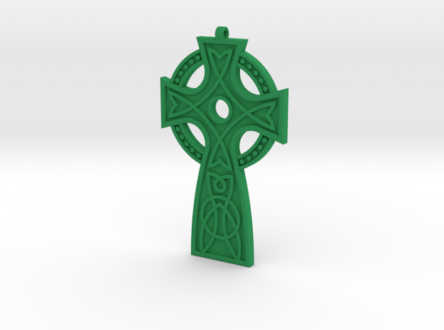 St. Leonard's Cross 3d printed