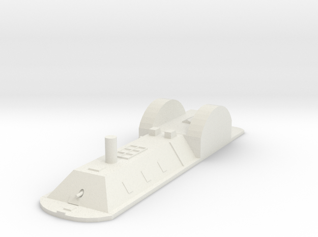 CSS Baltic 1/600 in White Natural Versatile Plastic