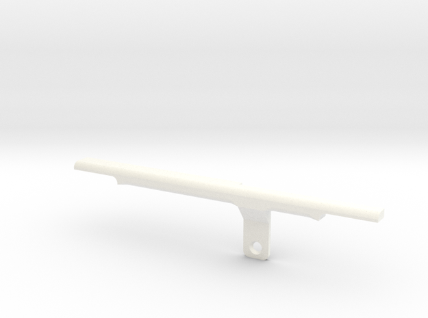 ThumbRail - Bridge - Fender Jazz (70's & Geddy Lee 3d printed