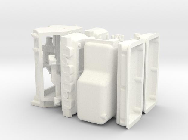 1/8 392 Hemi Basic Block Kit 3d printed